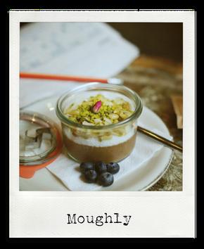Moughly: Libanesischer Gewürzpudding