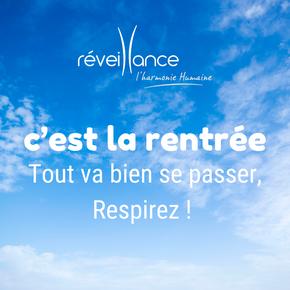 C'est la rentrée, respirez ! Découvrez les ateliers de Coaching & Sophrologie à Maurepas dans les Yvelines