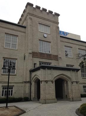 会場となった東北学院大学