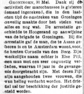 De grondwet 20-06-1899