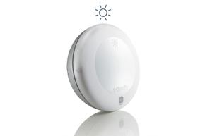 Smart Home, Steuerung, Home Automation,  Fernbedienung, Sonnensensor, Windfühler, Regensensor, Windfühler, Handsender, Smartphone, Tablet, Antrieb, Motor, Storen, Feuermelder