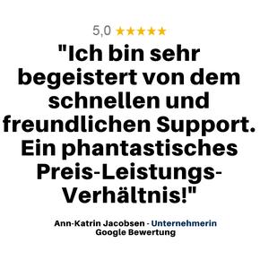 Google Bewertung Loesungsbox und Softwarepunks