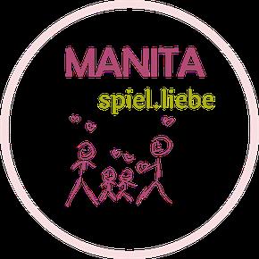 Logo MANITA spiel.liebe