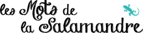 Logo de Laëtitia Piquet via Les mots de la Salamandre, partenaire de Cloé Perrotin
