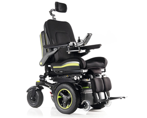 Quickie Puma 40 Sunrise Elektro Rollstuhl