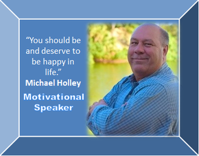 michael holley motivational speaker