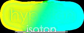 hypoton - schneller als isoton