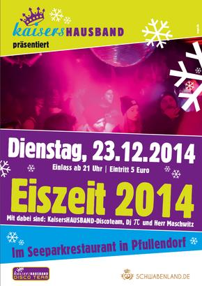 Eiszeit 2014