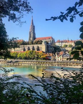 Schwelle bei Bern by _bernstagram_Fotograf/in: @chri_nina