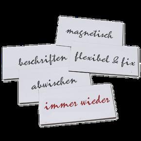 magnetische Schilder Gastronomie