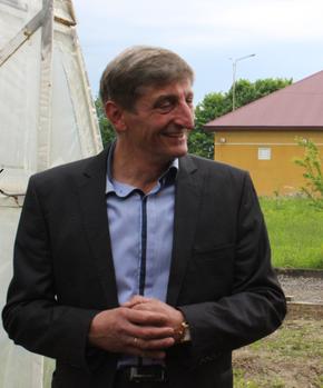 Bogdan Kykyna, Direktor, Vilshany