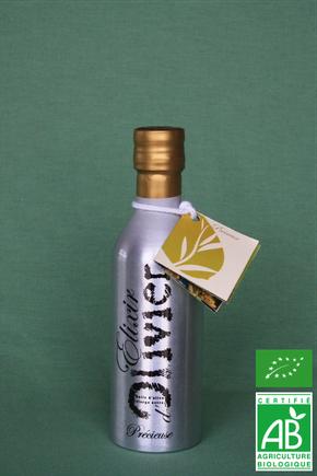 Fleur d'huile d'olive bio