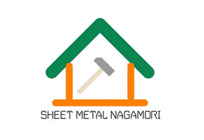 SHEET METAL NAGAMORI  ロゴ