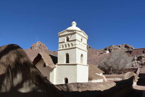 L'église de Susques