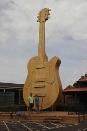 Golden Guitare de Tamworth