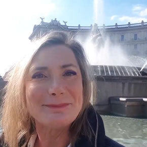 Paola Barbanera Rome Vatican Tour Guide about your guide
