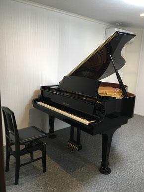 奏の会ピアノ教室 野々市教室のピアノ