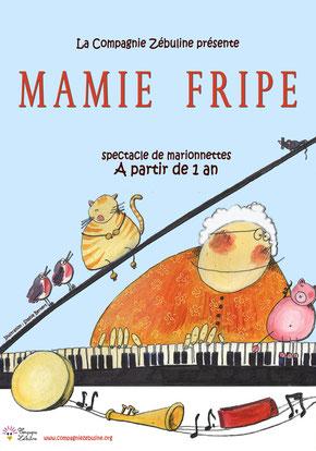 Affiche de Sophie Bernet