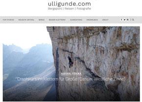 ulligunde.com, Lifetravellerz Lieblingsblogs, sport Blog, luigiontour