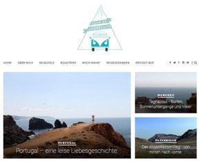 takeanadvanture.com, Lifetravellerz Lieblingsblogs, VW Bus Blog, luigiontour