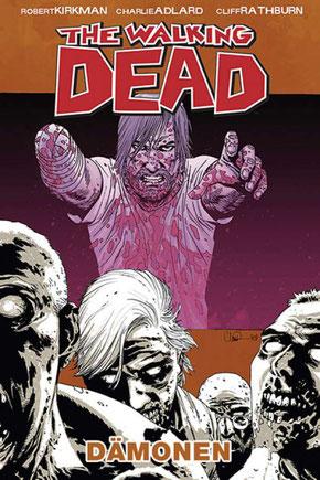 Cover The Walking Dead: Band 10, Dämonen