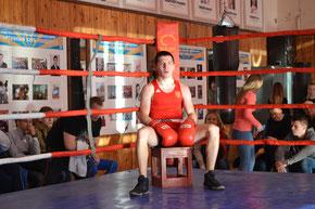 Даниил Чепчигашев - лучший боксер выборгского района