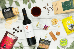 Wine and Nibbles Gift Hamper
