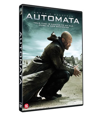 DVD recensie: Automata - Gabe Ibáñez - De Boekenkast