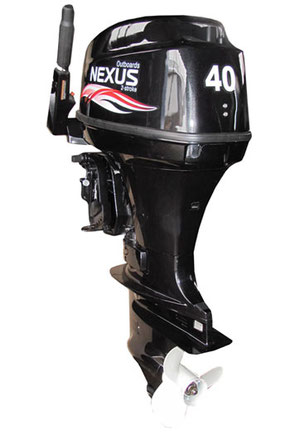 Nexus Outboard motors owner's manuals PDF