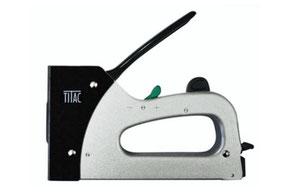 Agrafeuse Titac TX-38 pour des agrafes en plastique