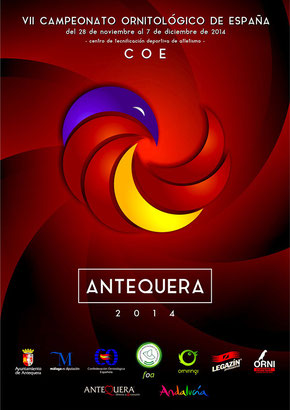 Antequera 2014, campeonato nacional2014 , aviario miguel granada