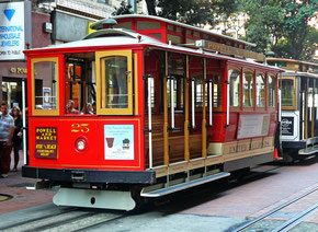 Cablecar San Francisco