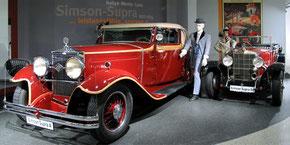 Im Fahrzeugmuseum
