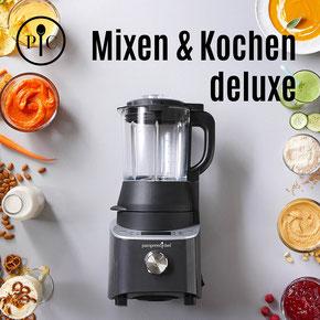 Pampered Chef® Blender Deluxe, Mixer, Hochleistungsmixer, Küchenmaschine, Smoothiemaker