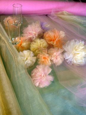 jga düsseldorf viele Junggesellinnen feiern mit Hochzeit dekoration