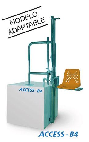 ascensor piscina discapacitados