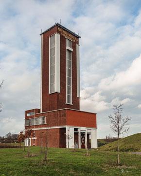 Bergwerk Zeche Königsborn in Bönen, Ruhrgebiet, Industriekultur, Industrie, Zechen, Bergbau, Steinkohle