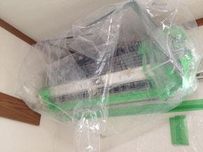 『エアコン徳島空調屋』 鳴門市 エアコンクリーニング 室内機