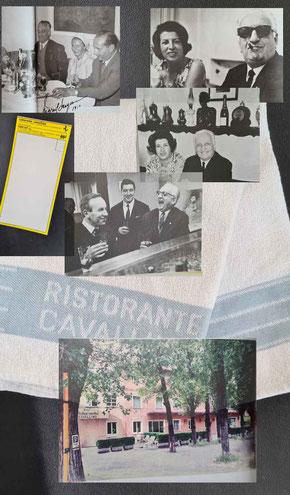 Ristorante Cavallino Fotomontage