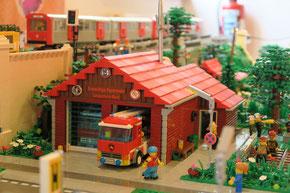 Die FF Feuerwehr in Norderstedt. Foto: FMSH/PR