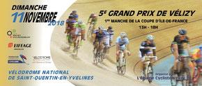 5ème Grand Prix de Vélizy - Vélodrome National de Saint-Quentin-en-Yvelines