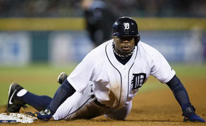 Nella foto Rajai Davis (Usa Today Sports)
