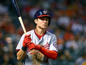 Nella foto Trea Turner (Photo: Mark J. Rebilas, USA TODAY Sports)