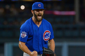 Jake Arrieta (Jayne Kamin-Oncea-USA TODAY Sports)