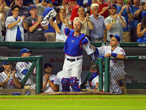 Nella foto David Ross (usatoday.com)