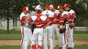 """Nella foto la squadra del """"La Porte High School"""""""