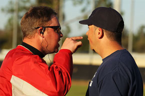 Il momento istruttivo in cui si affronta un manager irritato (Al Bello Photografy)