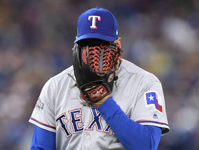 Rougned Odor (Frank Gunn/The Canadian Press via AP)