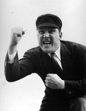 Nella foto l'umpire All of Fame Albert Joseph Barlick(1915-1995)
