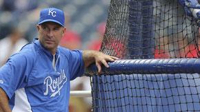 Nella foto Dale Sveum, hitting coach dei Royals Campioni del Mondo (Foxsport.com)